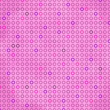 Free Pink Dotted Background Stock Photography - 4169792