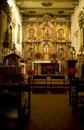 Free Mission San Juan Capistrano Church Alter Royalty Free Stock Photos - 4170328