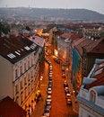 Free Old European Town Royalty Free Stock Photos - 4174008