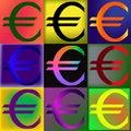 Free Euro Pop Royalty Free Stock Image - 4178566