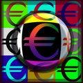 Free Euro Pop Button Stock Photo - 4179050