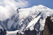 Free Mont Blanc - Chamonix, France Royalty Free Stock Images - 4170779