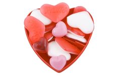 Free Valentine Candy Royalty Free Stock Photography - 4171747