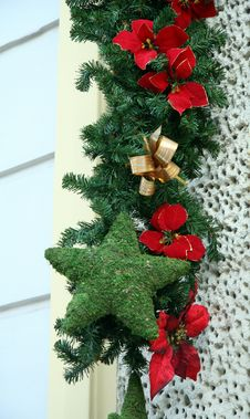 Free Christmas Wreath Stock Photos - 4171993