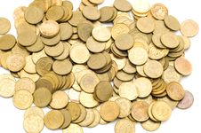Free Russian Coin Stock Photo - 4172290