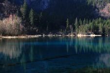 Free Mirror Lake Stock Photography - 4172362