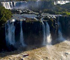 Free Iguaçu Falls Stock Photography - 4172782
