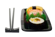 Assortment Of Sushi Stock Images
