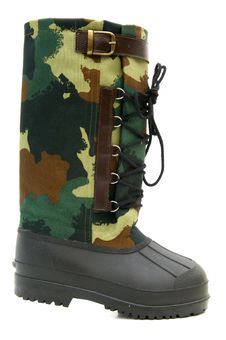 Free Green Rubber Boots Isolated Stock Images - 4173624