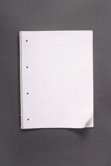 Free Basic Notebook Stock Image - 4173691