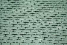 Free Tiled Roof Royalty Free Stock Photos - 4174168