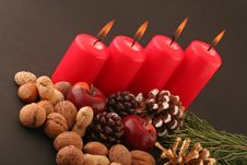Free Advent Stock Photography - 4174432