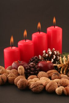 Free Advent Stock Photography - 4174442