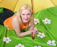 Free Umbrella Stock Photography - 4174552