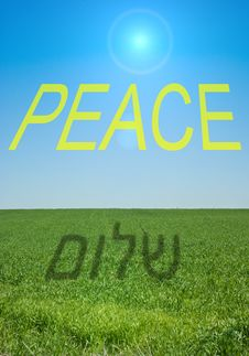Free Peace Stock Images - 4175834