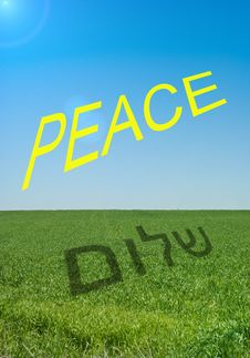 Free Peace Stock Photography - 4175842