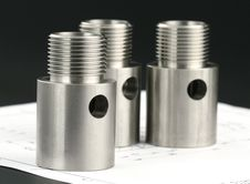 Free Cylindrical Workpiece Stock Photos - 4176493
