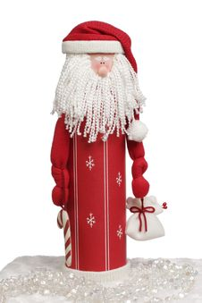 Free Santa Figurine Stock Photos - 4176753