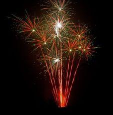 Free Pyrotechnics Royalty Free Stock Photos - 4176858