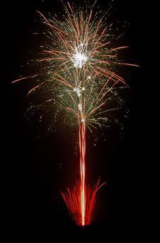 Free Pyrotechnics Stock Photo - 4176870