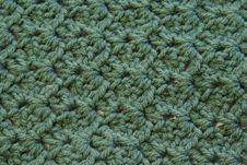 Free Crochet Texture Stock Photo - 4176910