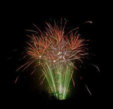 Free Pyrotechnics Stock Image - 4176931