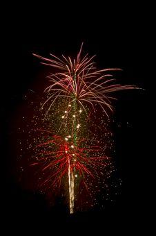 Free Pyrotechnics Royalty Free Stock Photos - 4176958
