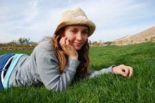 Free Young Girl Stock Photos - 4177133