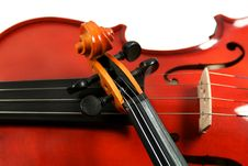 Free Two Violins Royalty Free Stock Photography - 4177487