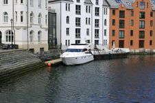 Free Alesund Royalty Free Stock Photos - 4177518