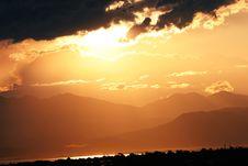 Free Sunset Stock Image - 4177831