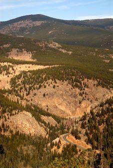 Free Rocky Mountains 02 Royalty Free Stock Photos - 4178268