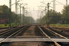 Free Railway Royalty Free Stock Images - 4178519