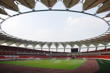 Free A Large Modern Stadium Stock Image - 4178591
