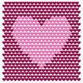 Free A Lot Of Hearts Stock Photo - 4183370