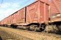 Free Moving Train Stock Photos - 4188893