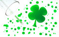 Free Shamrock Water Royalty Free Stock Photography - 4189407