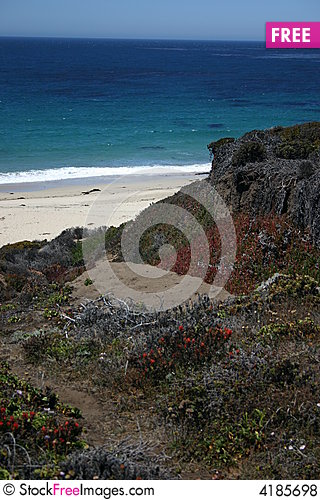Free Big Sur Royalty Free Stock Photos - 4185698
