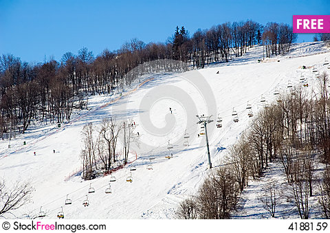 Free Winter Sport Royalty Free Stock Images - 4188159