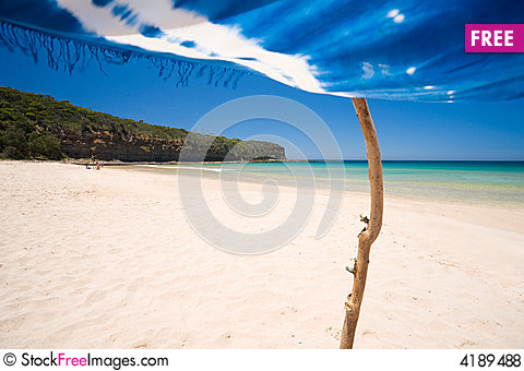 Free Beach Paradise Royalty Free Stock Photos - 4189488