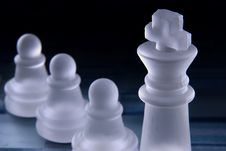 Free Leadership In Chess Stock Photos - 4180013