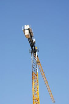 Free The Tower Crane Stock Photography - 4180302