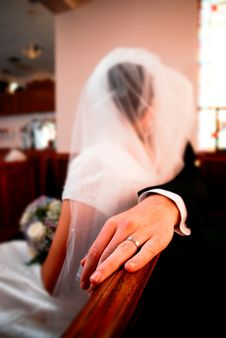 Free Groom S Ring Stock Images - 4180684