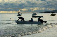 Free Fishermen Stock Photo - 4180920