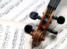 Free Violin Royalty Free Stock Photography - 4181817