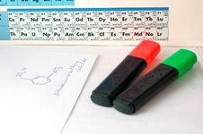 Free Chemistry Stock Image - 4182121