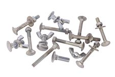 Free Screws And Nuts Stock Images - 4182194