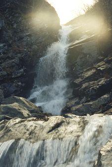 Free Waterfall Royalty Free Stock Photo - 4182465
