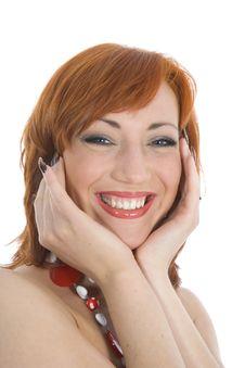 Free Portrait Redheaded Royalty Free Stock Image - 4182626