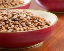 Free Bowl Of Barley Royalty Free Stock Images - 4182879